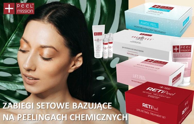 Peelingi chemiczne w Centrum Kosmetologii MediSkin