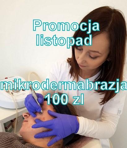 Promocja w Centrum Kosmetologii MediSkin Biłgoraj.
