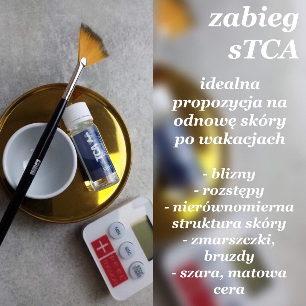 Centrum Kosmetologii Mediskin – trzyetapowy zabieg sTCA