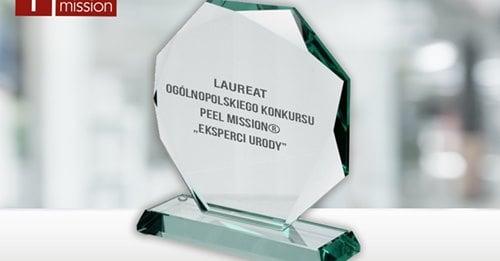 Centrum Kosmetologii Mediskin laureatem konkursu Eksperci Urody 2020